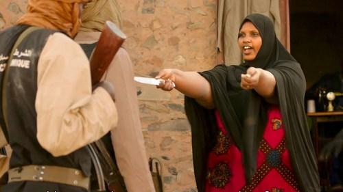 Fotograma de Timbuktu